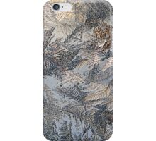ice feathers iPhone Case/Skin
