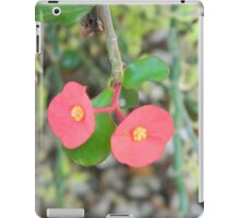 Two Buds iPad Case/Skin