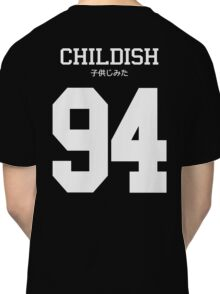 Childish Jersey (custom) Classic T-Shirt