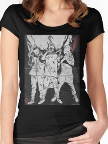 $uicideboy$ ft. EndyEnds g59 cover Women's Fitted Scoop T-Shirt
