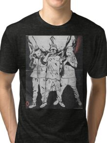$uicideboy$ ft. EndyEnds g59 cover Tri-blend T-Shirt