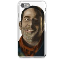 Negan Fanart iPhone Case/Skin