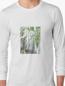 Banyan fence Long Sleeve T-Shirt