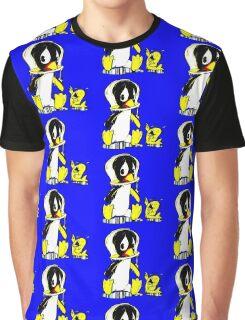 Penguin Bowl Graphic T-Shirt
