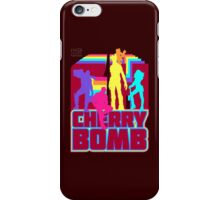 Cherry Bomb (Full) iPhone Case/Skin