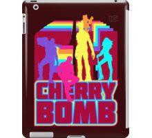 Cherry Bomb (Full) iPad Case/Skin