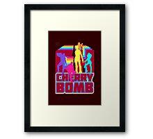 Cherry Bomb (Full) Framed Print