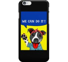 Lu the Riveter! iPhone Case/Skin