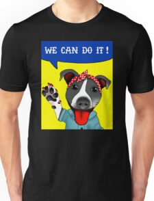 Lu the Riveter! Unisex T-Shirt