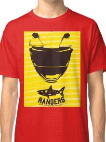 Yellow Ranger Classic T-Shirt