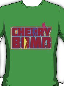 Cherry Bomb (Text) T-Shirt