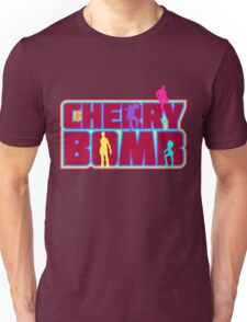 Cherry Bomb (Text) Unisex T-Shirt