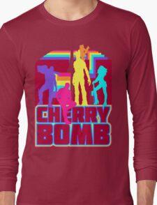 Cherry Bomb (Full) Long Sleeve T-Shirt