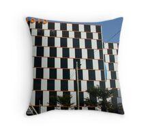 1010 building Melbourne Throw Pillow
