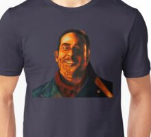 Negan Fanart- Orange Ver. Unisex T-Shirt