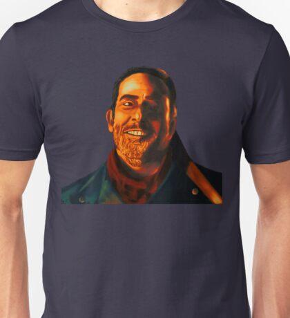 Negan Fanart- Orange Ver. Unisex T-Shirt