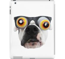 Stache Googly Eyes iPad Case/Skin