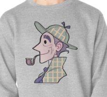 Happy Holmes Pullover