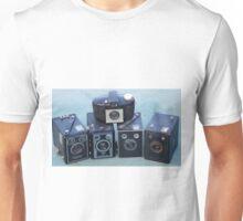 Kodak Box cameras Unisex T-Shirt