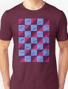 Corvette's Anyone? Quilt Unisex T-Shirt