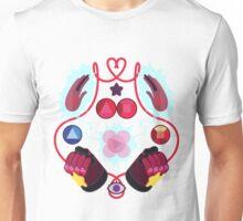 Garnet Emblem Unisex T-Shirt