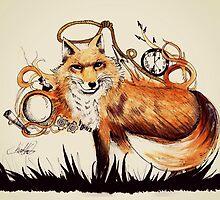The Fox by Katerina Karapencheva