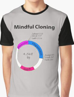 Cloning Strategies for the Depressed: Graphic T-Shirt