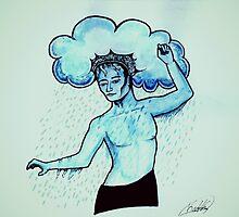 Rain by Katerina Karapencheva