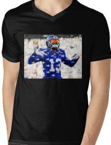 Odell Beckham Jr.  Mens V-Neck T-Shirt