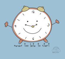 Never too late to start Kids Tee