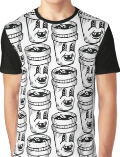 Mr. Double Cup Graphic T-Shirt