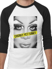 Chunk yet Funky Men's Baseball ¾ T-Shirt