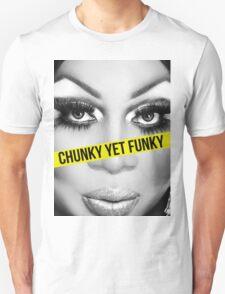 Chunk yet Funky Unisex T-Shirt
