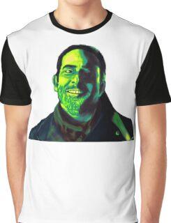 Negan Fanart- Green Ver. Graphic T-Shirt