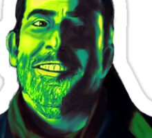 Negan Fanart- Green Ver. Sticker