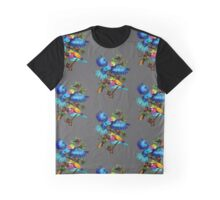 Two Birds (Colour) Graphic T-Shirt