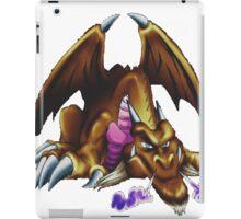thousand dragon yugioh iPad Case/Skin