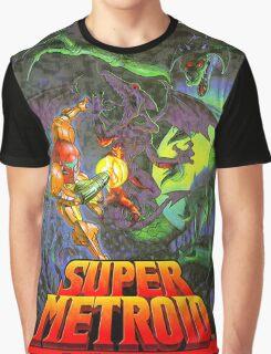 Super Metroid Graphic T-Shirt