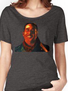 Negan Fanart- Neon Copper Ver. Women's Relaxed Fit T-Shirt
