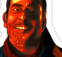Negan Fanart- Neon Copper Ver. Sticker