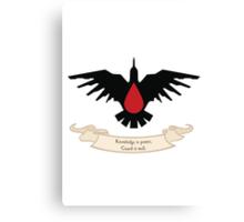 Blood Ravens - Warhammer Canvas Print