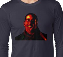 Negan Fanart- Demonized Ver. Long Sleeve T-Shirt