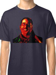 Negan Fanart- Posterized Copper Ver. Classic T-Shirt
