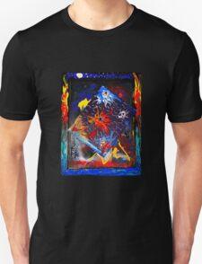 60's Sunrises by Darryl Kravtiz T-Shirt