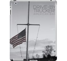 WILLIAMS01 Drive-By Truckers american band Tour 2016 iPad Case/Skin