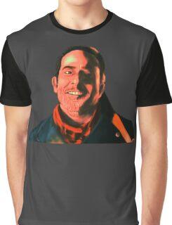 Negan Fanart- Copper Ver. Graphic T-Shirt