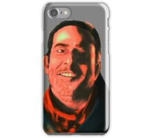 Negan Fanart- Copper Ver. iPhone Case/Skin