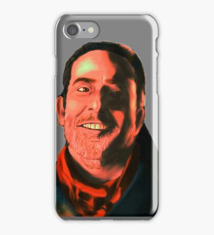 Negan Fanart- Copper Ver. iPhone Case/Skin