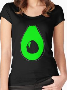 Avocado Squad - Phase I Women's Fitted Scoop T-Shirt