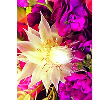 Floral Vacation  Photographic Print